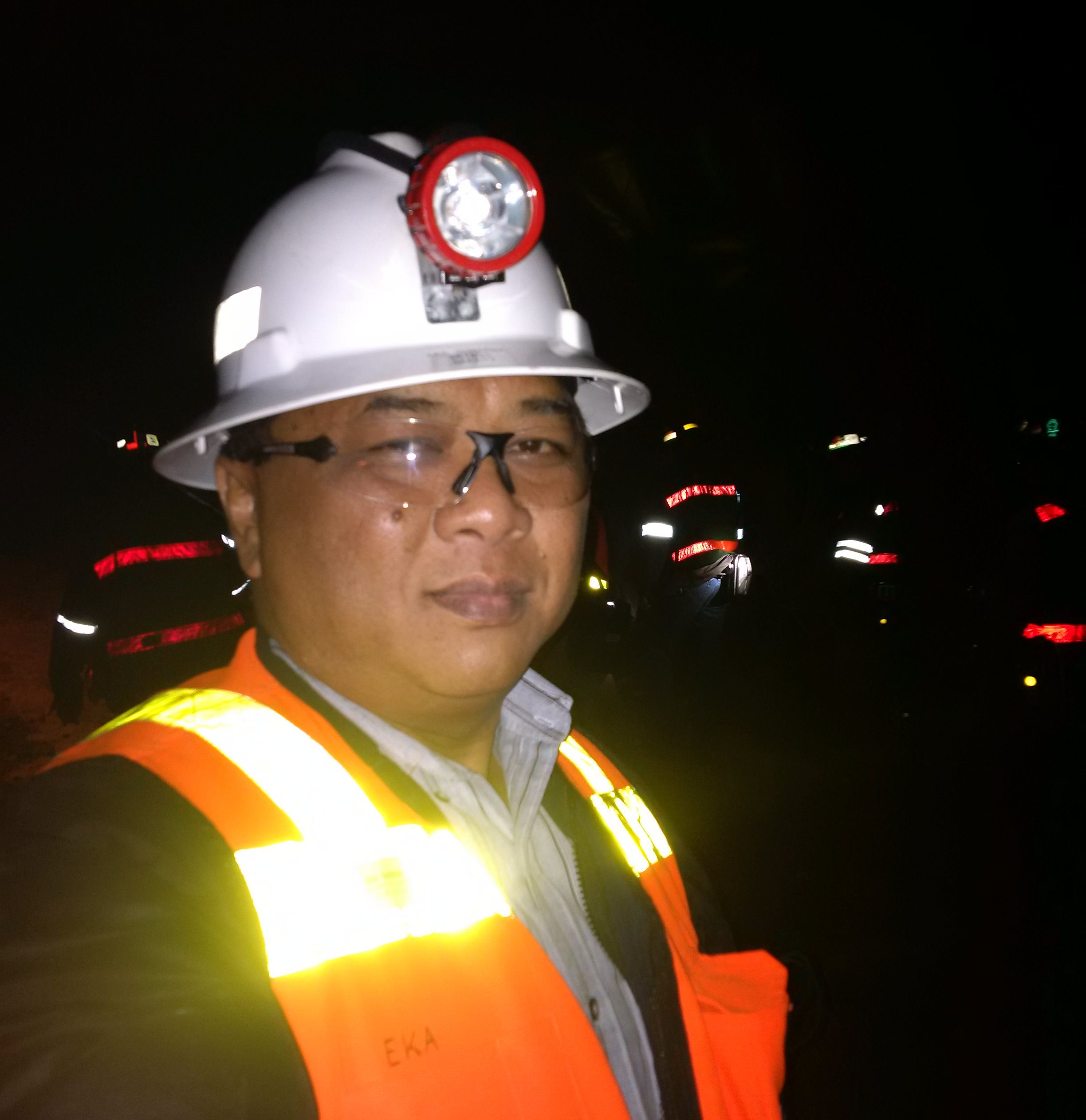 Eka Sumarna – Safety Practitioner